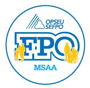 French round MSA logo