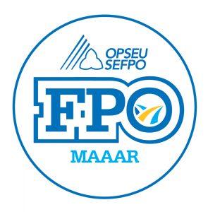 French round OMAFRA logo