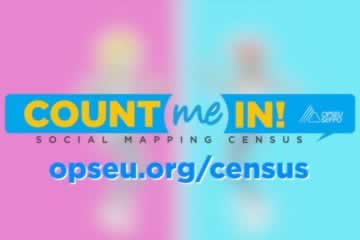 Last chance to #CountMeIn!
