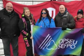 OPSEU joins Unifor picket line in Regina