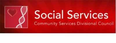 Social Services Community Services Divisional Council logo