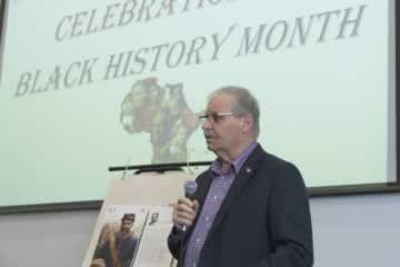 Honouring those who have been traditionally left out of our history; OPSEU celebrates Black History Month