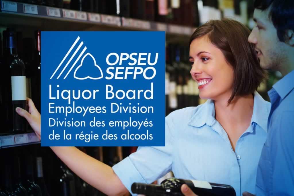 Liquor Board Employees Division Logo