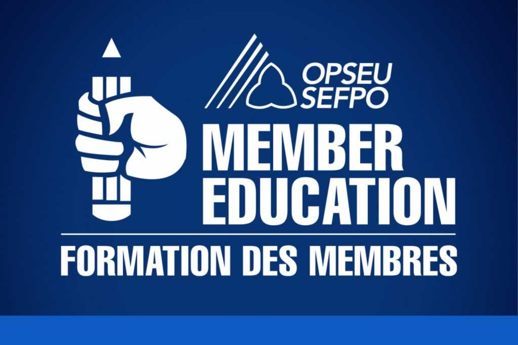 "OPSEU's Member Education Unit launches online series ""Taking Action on Racism"""