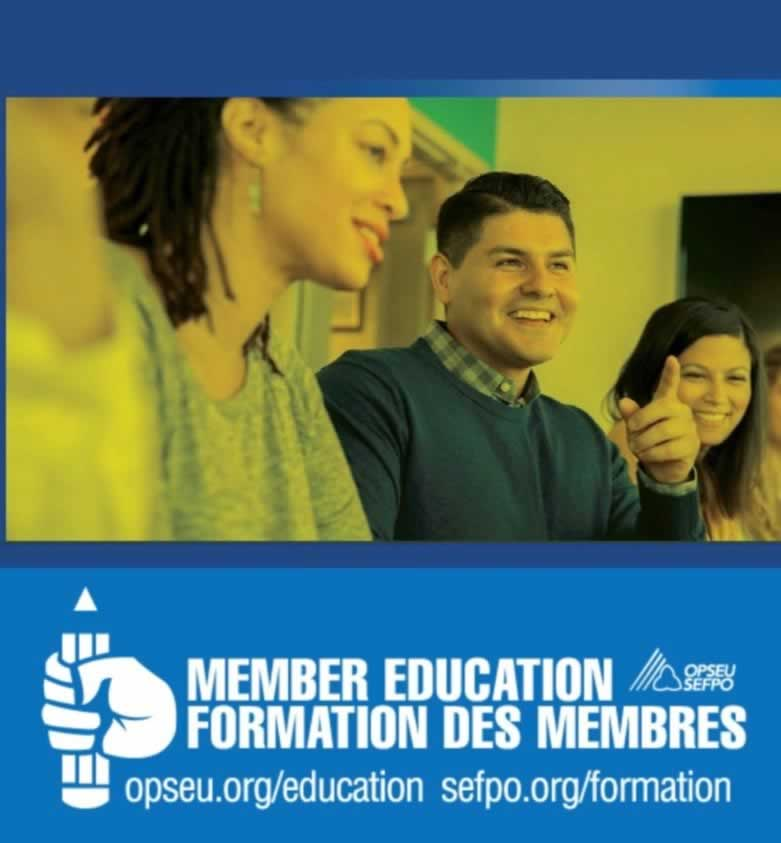 New OPSEU/SEFPO Event Guide includes Land Acknowledgment and Statement of Respect