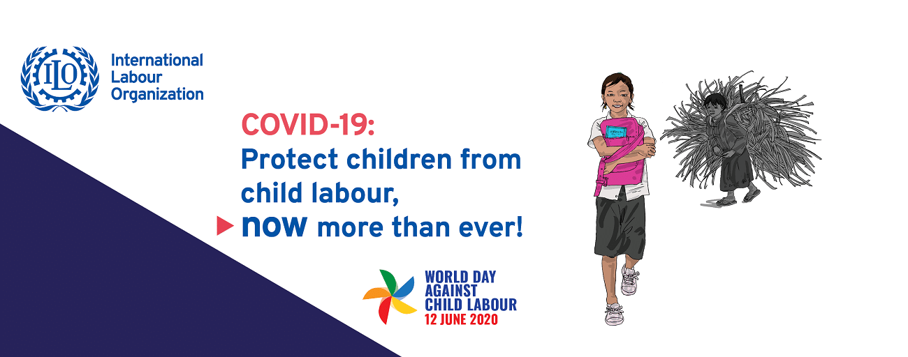 ILO: Covid-10: Protect children from child labour, now more than ever