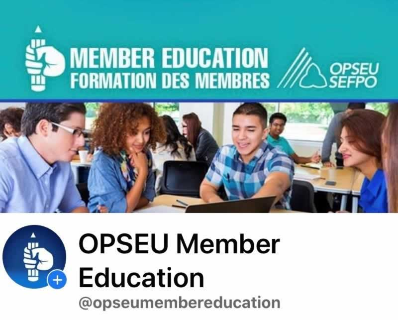 Member Education Unit launches new Facebook page