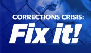 OPSEU hails latest measures to fix Crisis in Corrections