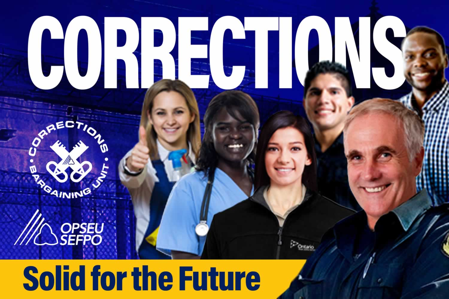 Marking the challenges and achievements of an extraordinary year for adult corrections