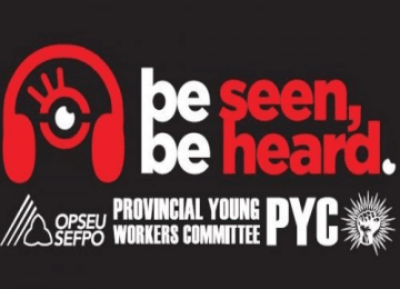 OPSEU Celebrates International Youth Day 2020
