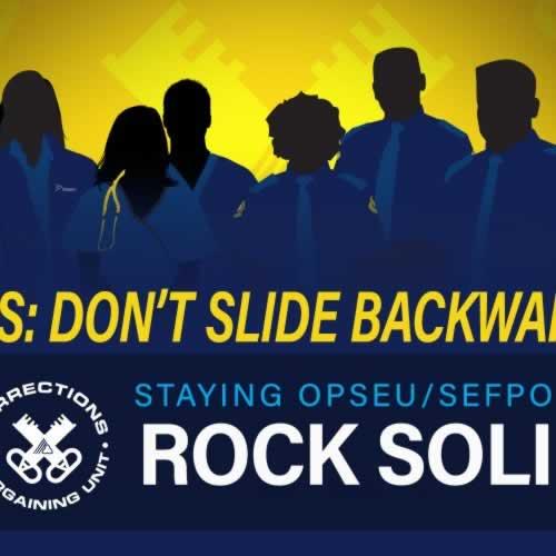 Don't Slide Backwards
