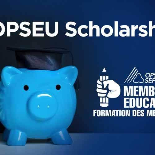OPSEU Scholarship