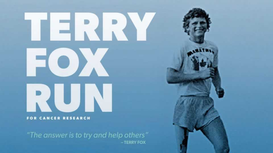 Terry Fox: A Canadian symbol for hope