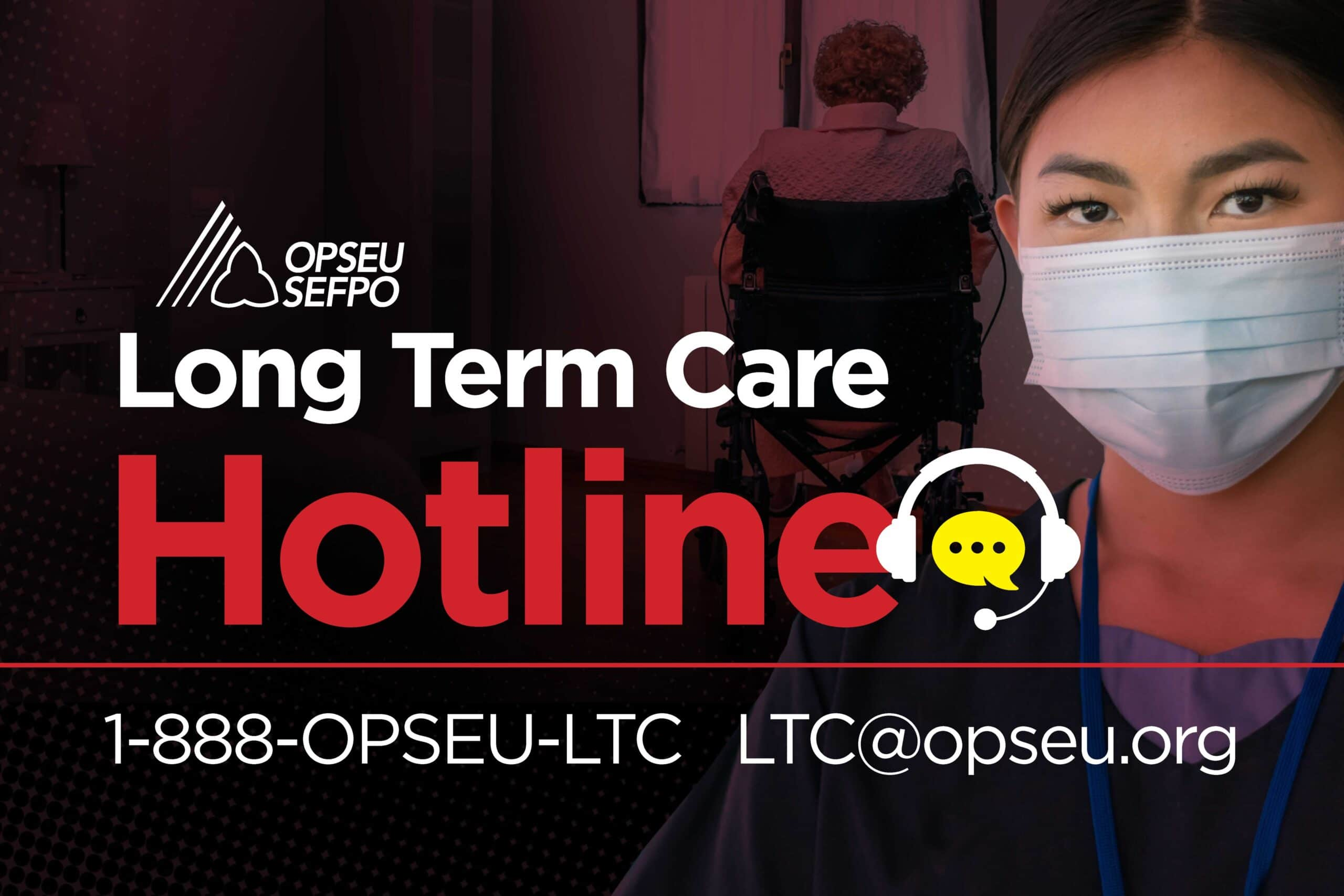 Long-term care members: Tell us your stories from the front lines