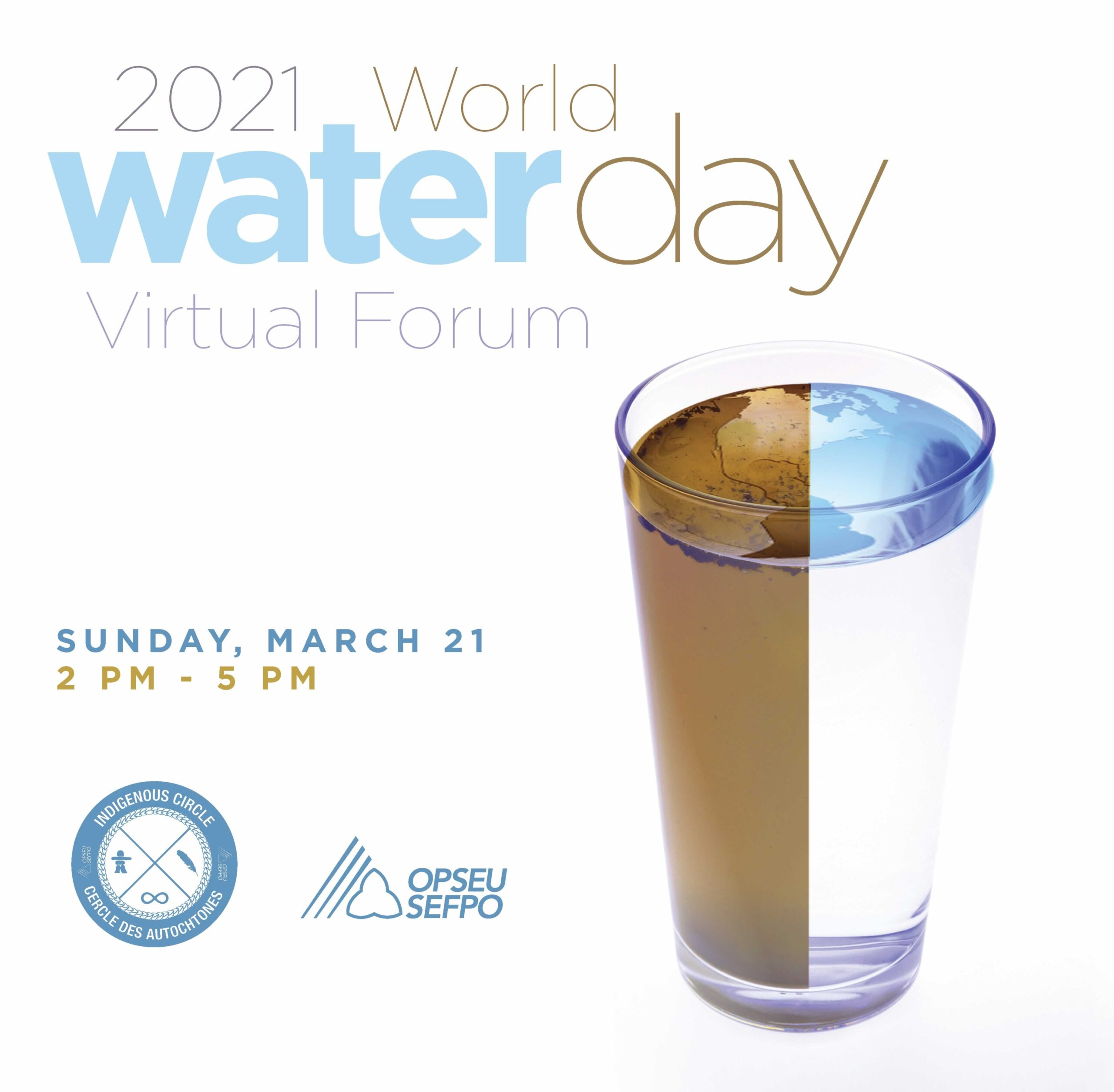 On March 22, let our rallying cry be 'No one without water!'