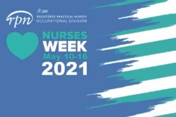 RPN: Nurses week may 10-16 2021