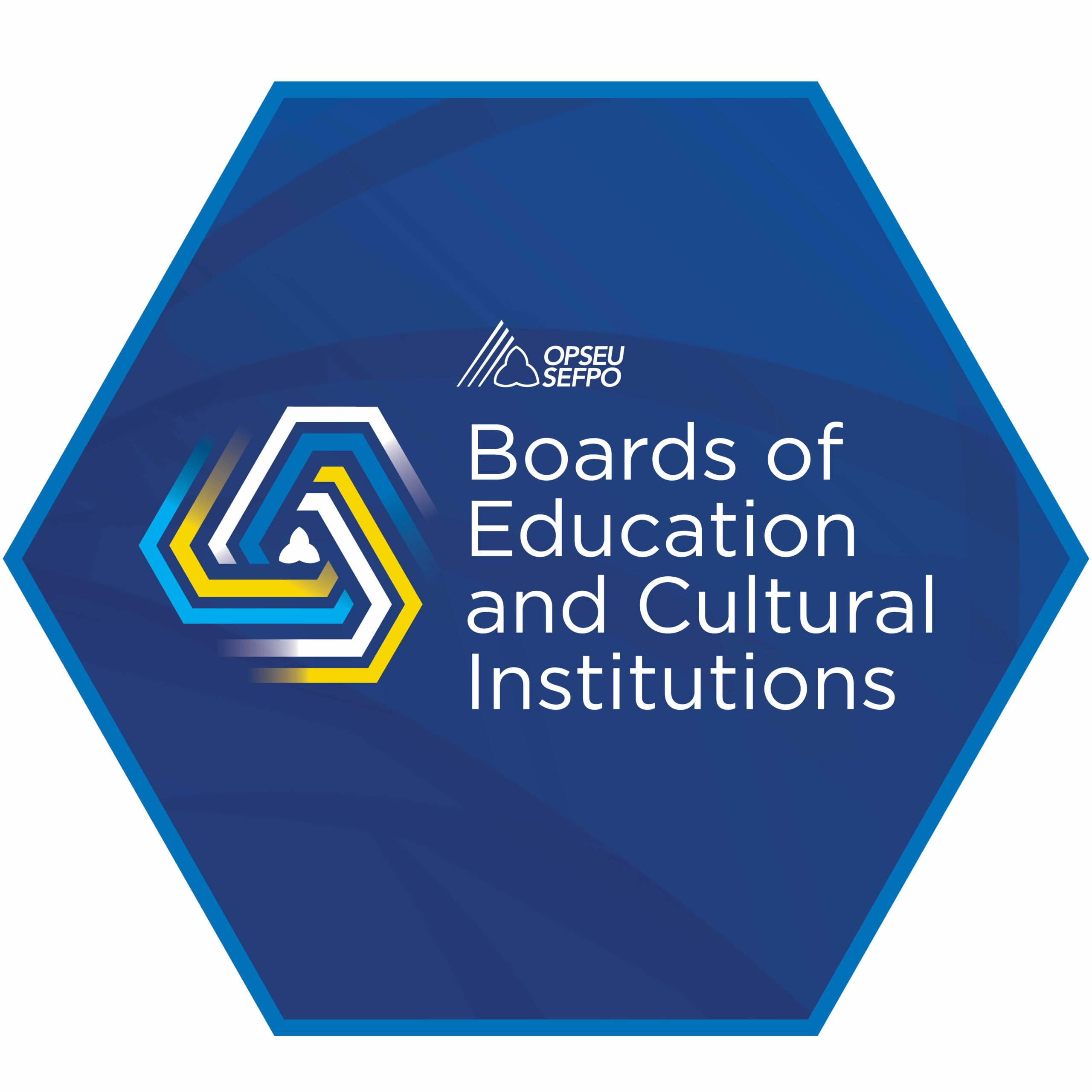 OPSEU/SEFPO Boards of Education and Cultural Institutions