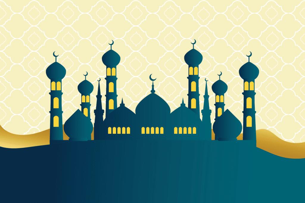 To those celebrating Eid al-Fitr: Eid Mubarak!